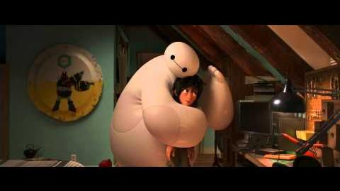 """Major"" TV Spot - Big Hero 6"