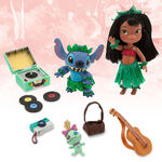 Disney Animators' Collection Lilo & Stitch Mini Doll Play Set