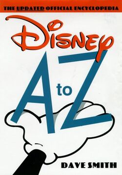Book disney a to z