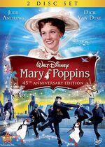 MaryPoppins 45thAnniversary DVD