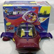 Darkwing Duck Toys 1