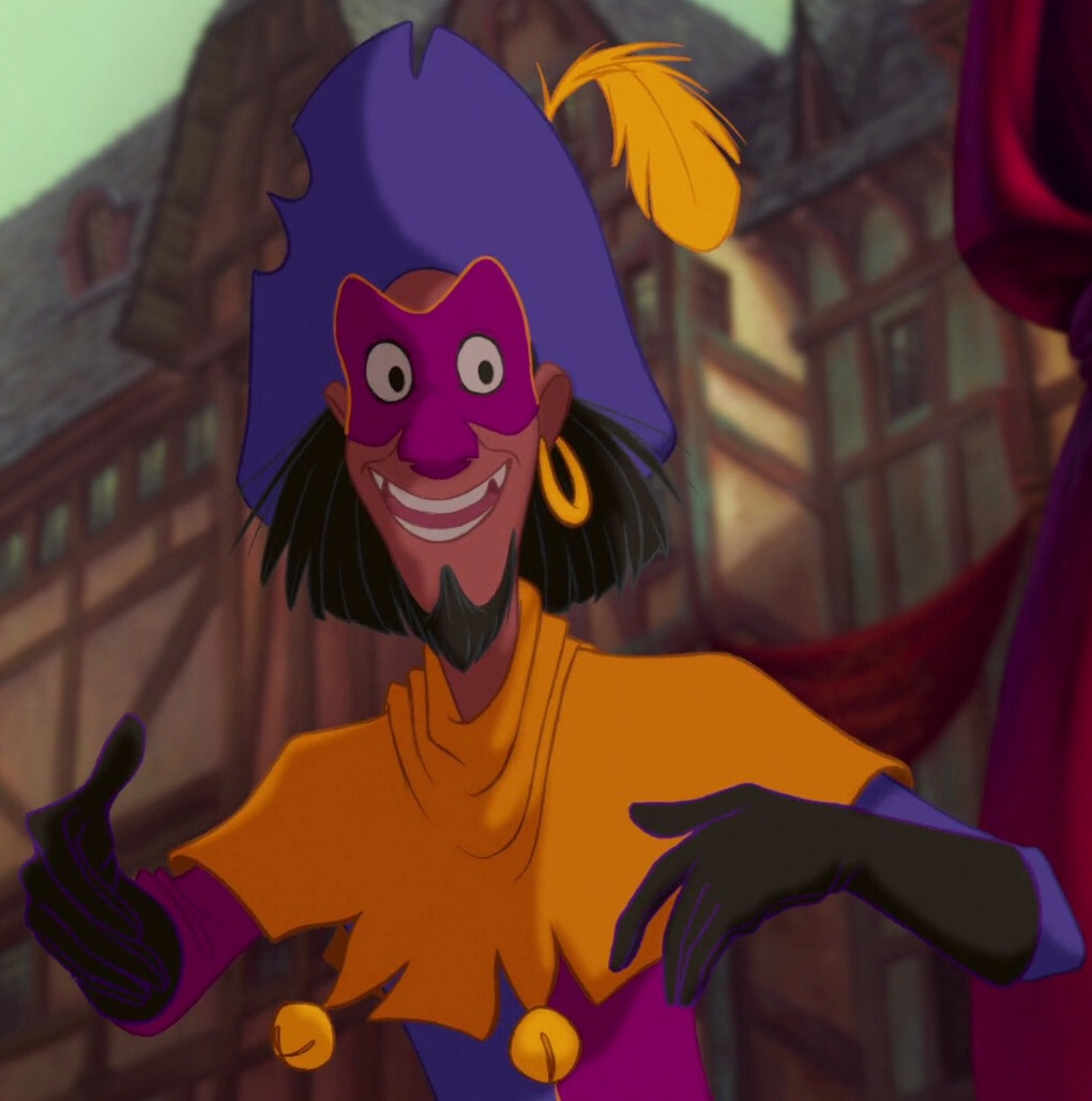 Clopin Disney Wiki Fandom Powered By Wikia