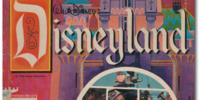 Disneyland (Giant Tell-A-Tale Book)