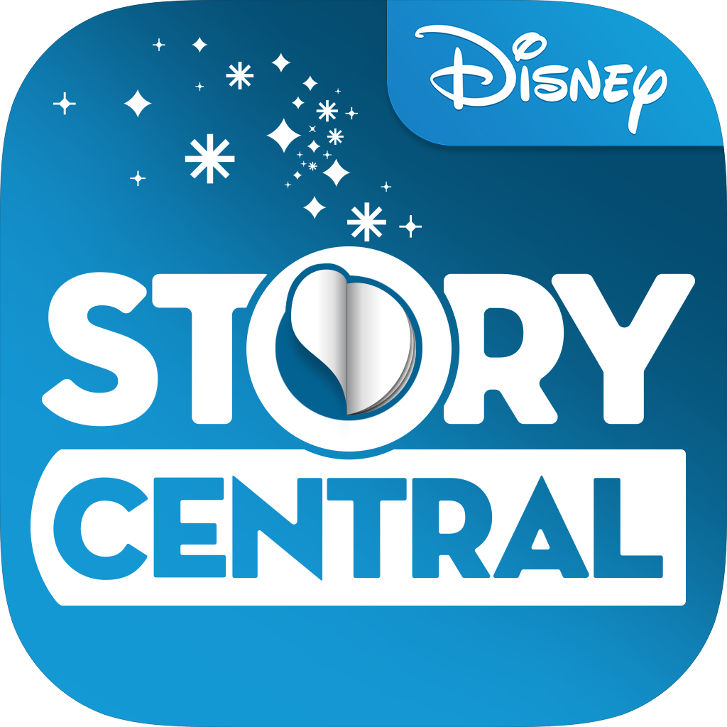 Image result for DIsney Story Central app