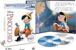Pinocchio Signature Target Digibook BD