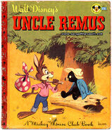 Uncle remus mmc book