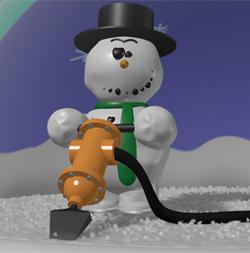 282px-Snowman