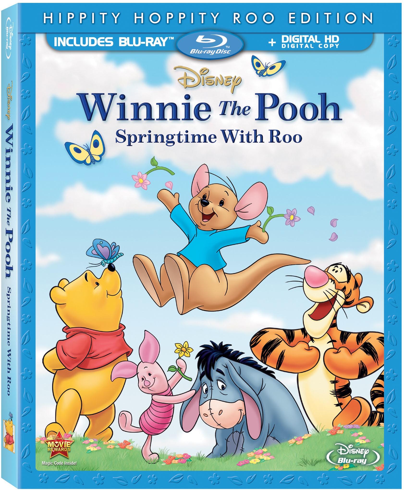 Winnie the Pooh: Springtime with Roo (video) | Disney Wiki | FANDOM powered by Wikia