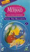 Ariel the ballerina
