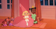 Charlotte and tiana kids