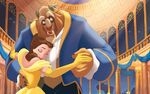 Disney Princess Belle's Story Illustraition 12