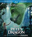 Pete's Dragon 2016 blu-ray