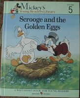 Scrooge and the Golden Eggs