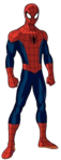 Spiderman render