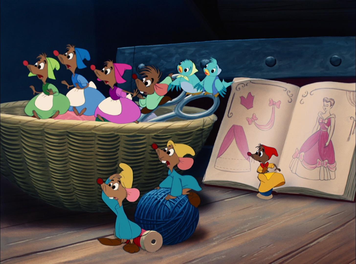 Mice Cinderella Disney Wiki Fandom Powered By Wikia