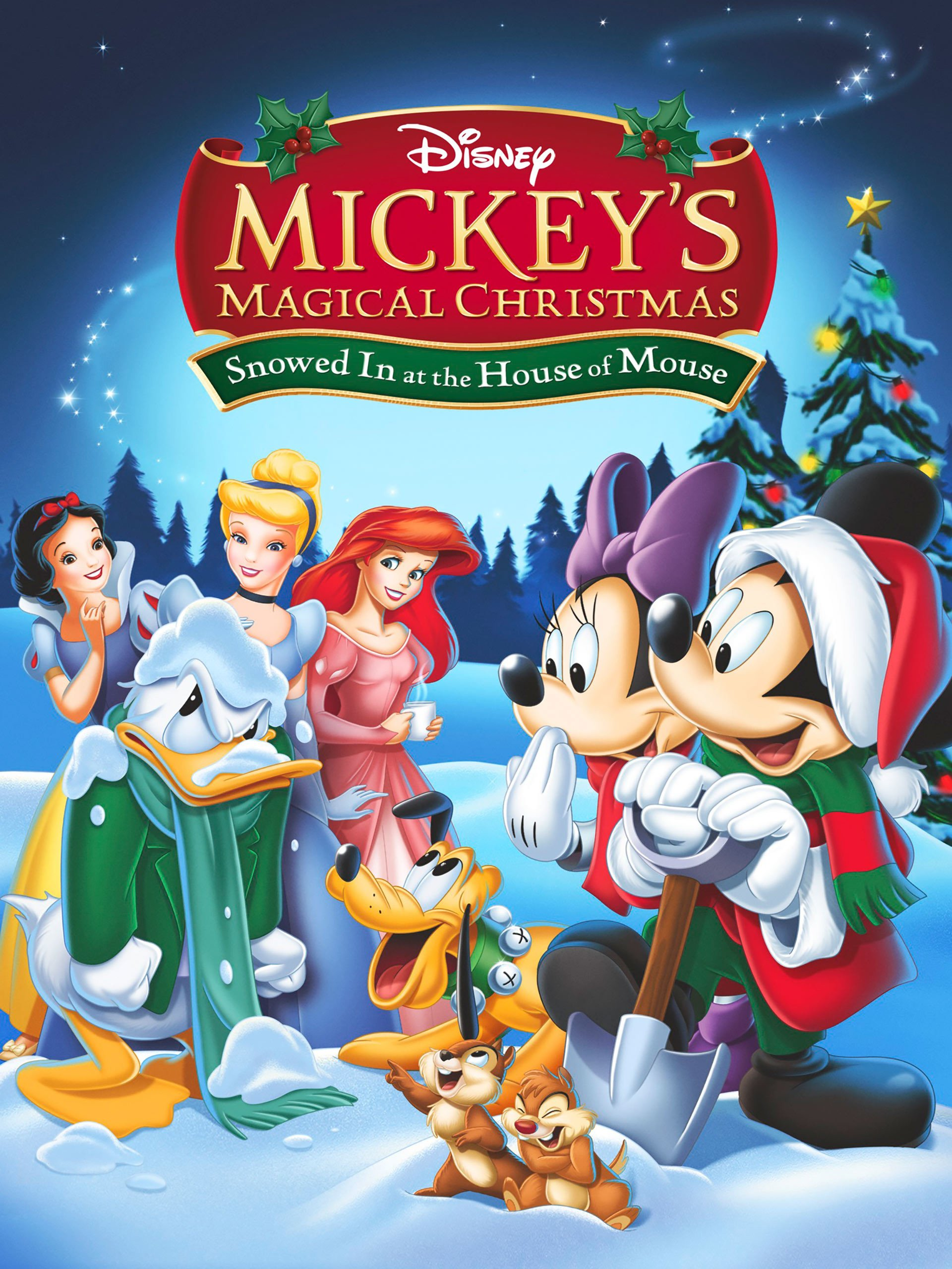 Mickey's Magical Christmas: Snowed in at the House of Mouse ...