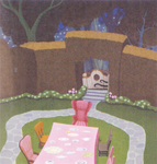 Tea Party Garden (Art) 2