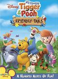 Winnie the Pooh - Friendly Tails DVD Case
