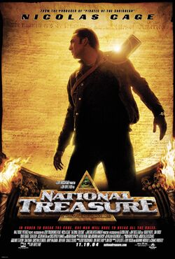 Movie national treasure