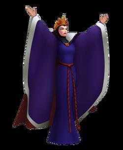 The Queen kh