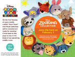 Zootopia Tsum Tsum Tuesday US