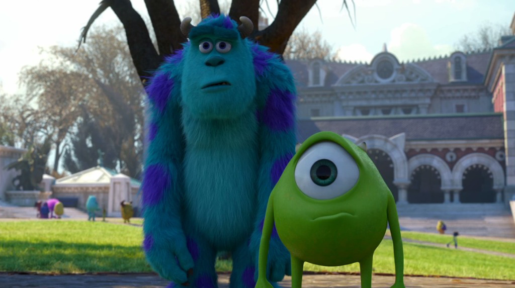 Image - Monsters-university-trailer-screenshot-sulley-and ...