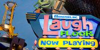 Monsters, Inc. Laugh Floor