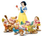 Snow White Doc Dopey Sneezy Happy Bashful Sleeping Grumpy