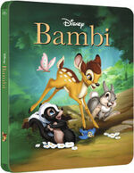 Bambi Steelbook