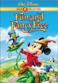 Fun and Fancy Free (06-20-2000) DVD