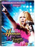 Hannah Montana Forever DVD