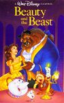 Beauty and the Beast VHS Poster 1992
