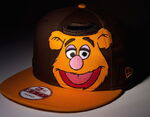 New era 2011 fozzie bear hat