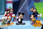 The House of Mouse gang
