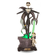Jack Skellington Illuminated Sculpture