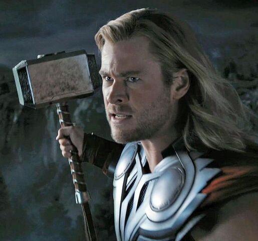 File:Thor holding Mjolnir.jpg