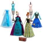 Frozen Fashion Dolls