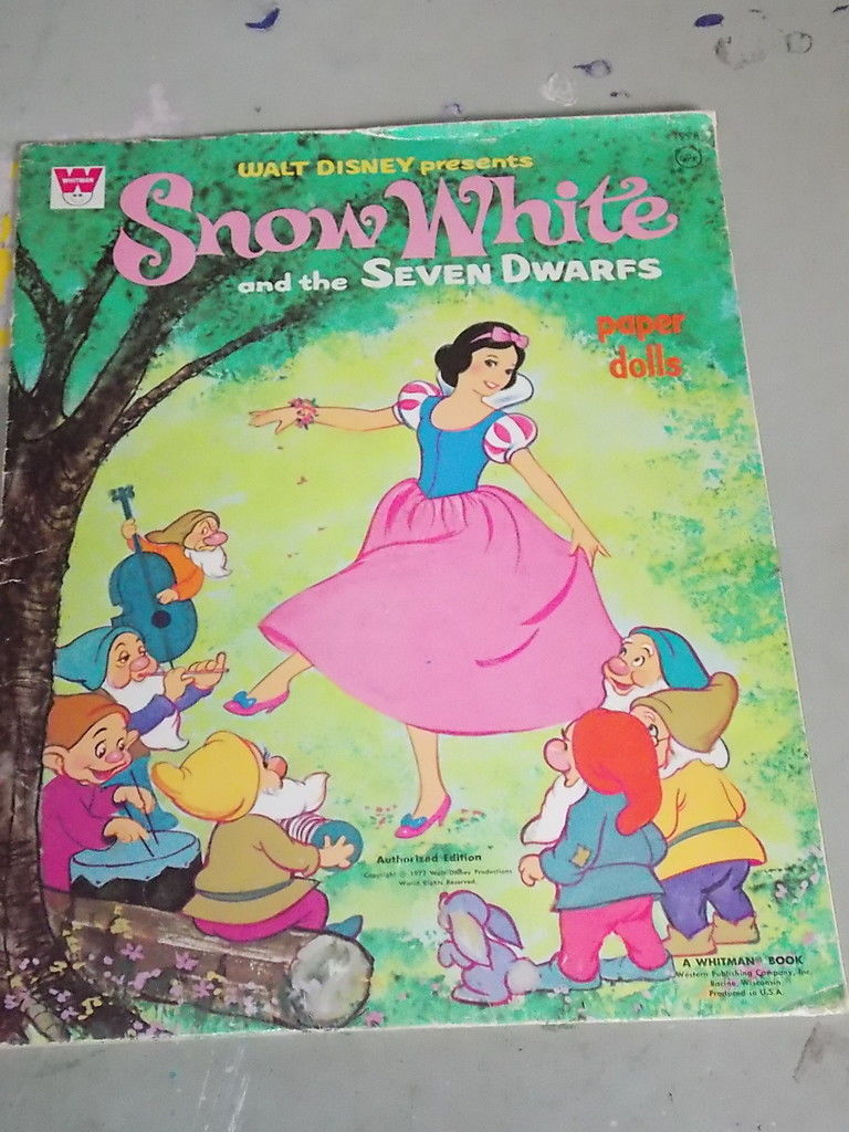 """snow white and the seven bachelors essay From perfect housewife to rebellious princess:  snow white and the seven dwarfs,  """"snow white"""",."""