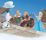 Frozen Spring Fever 8
