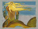 King Triton Golden