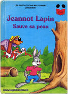 Jeannot lapin sauve sa peau