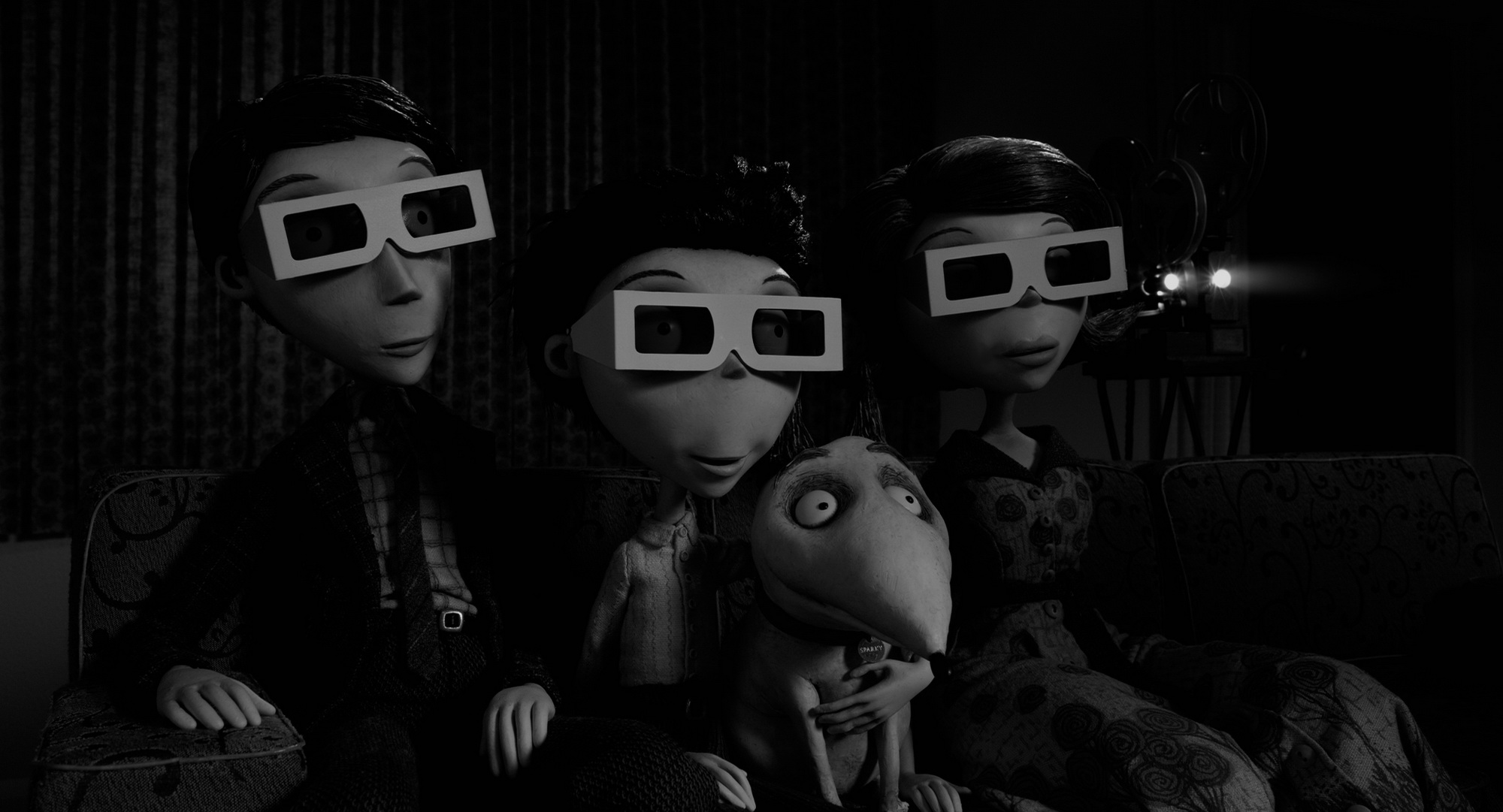 Sparky (Frankenweenie 2012) images Sparky ^^ wallpaper and ...