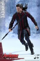 Hawkeye AOU Hot Toys 05