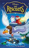 TheRescuers 2003 VHS
