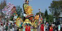 Disney's Eureka! A California Parade