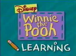 Learning title card