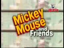 Mickey Mouse & Friends Intro