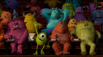 Monsters University groupshot