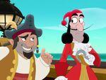 Sharky&Hook-Ahoy, Captain Smee!