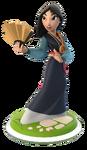 Mulan Disney INFINITY figure